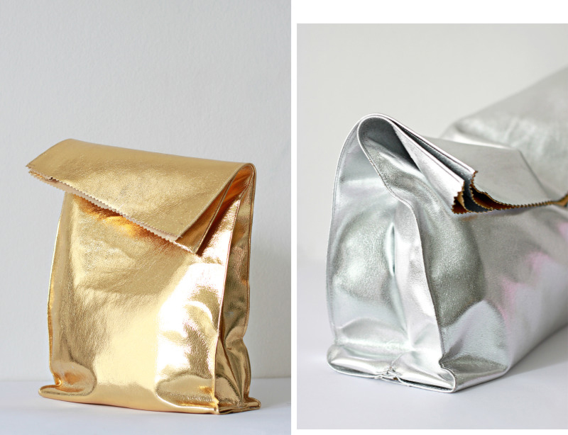 I M A Fan Of Making The Disposable Undisposable Like Maison Martin Margiela Did With Hospital Bracelets Plastic And Paper Bags Wallets That Look