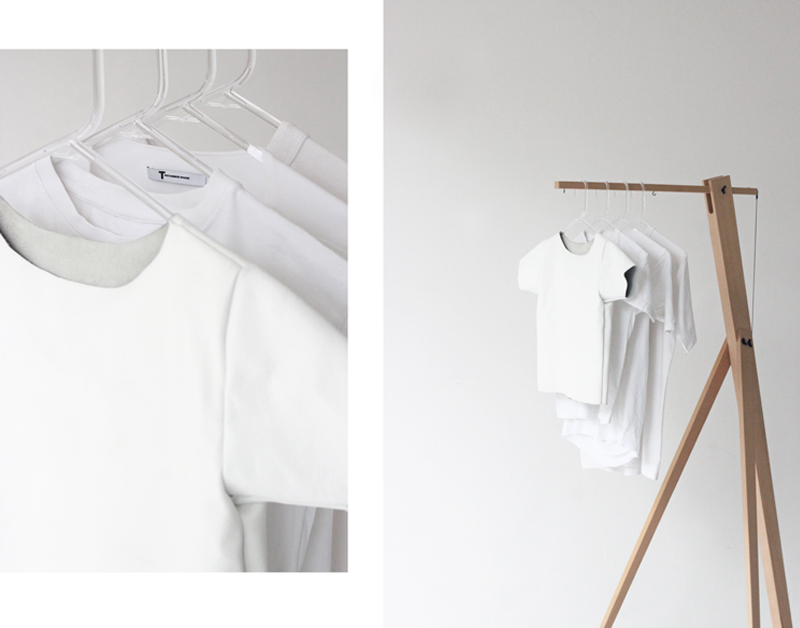 love aesthetics white tee 00
