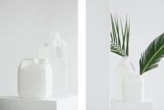 (UN)DISPOSABLE / JERRYCANS AS VASES