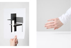 Gerrit Rietveld Inspired Nails For Vogue