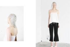 WEARING / CROPPED, FLARED, FRAYED