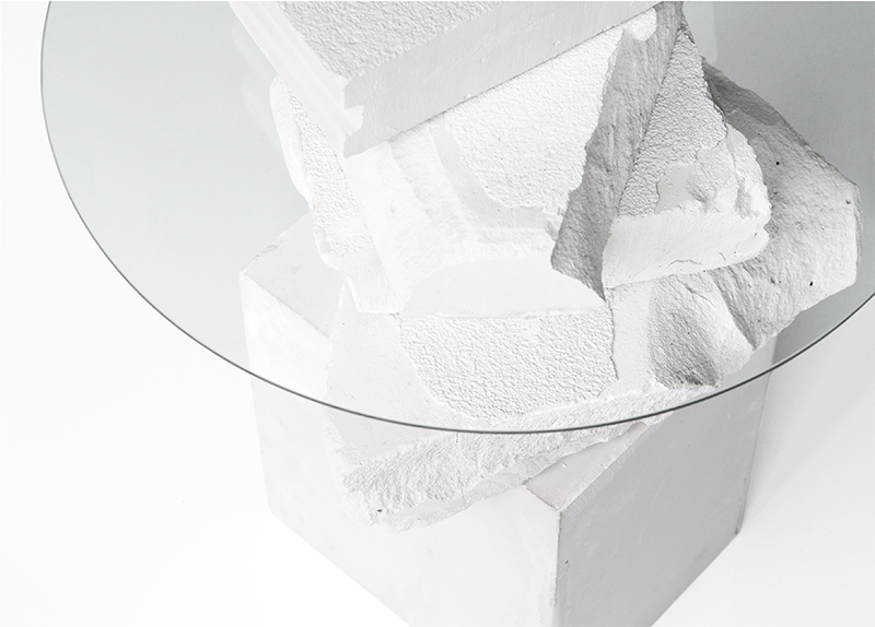 love aesthetics unbroke side table 3