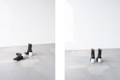 ACCESSORIES / MARGIELA BOOTS BY JOHN