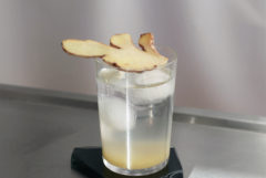 Elegant, 3-ingredient Ginger Soda